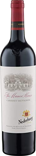 Nederburg The Manor House Cabernet Sauvignon 2017 Trocken (1 x 0.75 l)
