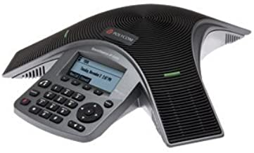 Polycom IP Conference Phone, SoundStation IP 5000 POE, Patented Acoustic Clarity Technology ,SIP Call Platforms