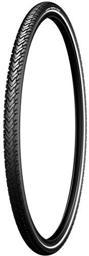 Michelin Protek Cross, Copertone Unisex Adulto, Nero, 26 X 1,60