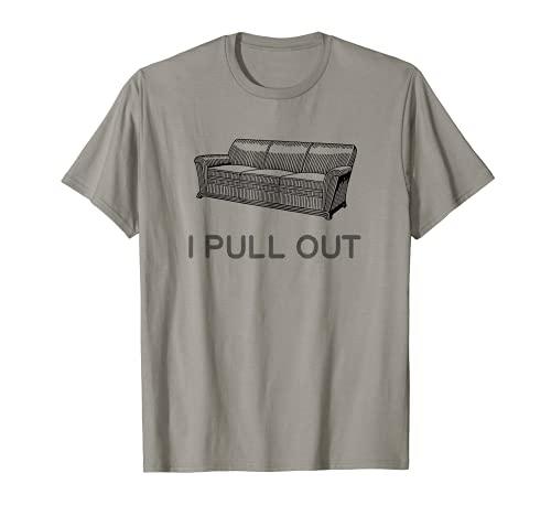 Canapé convertible T-Shirt