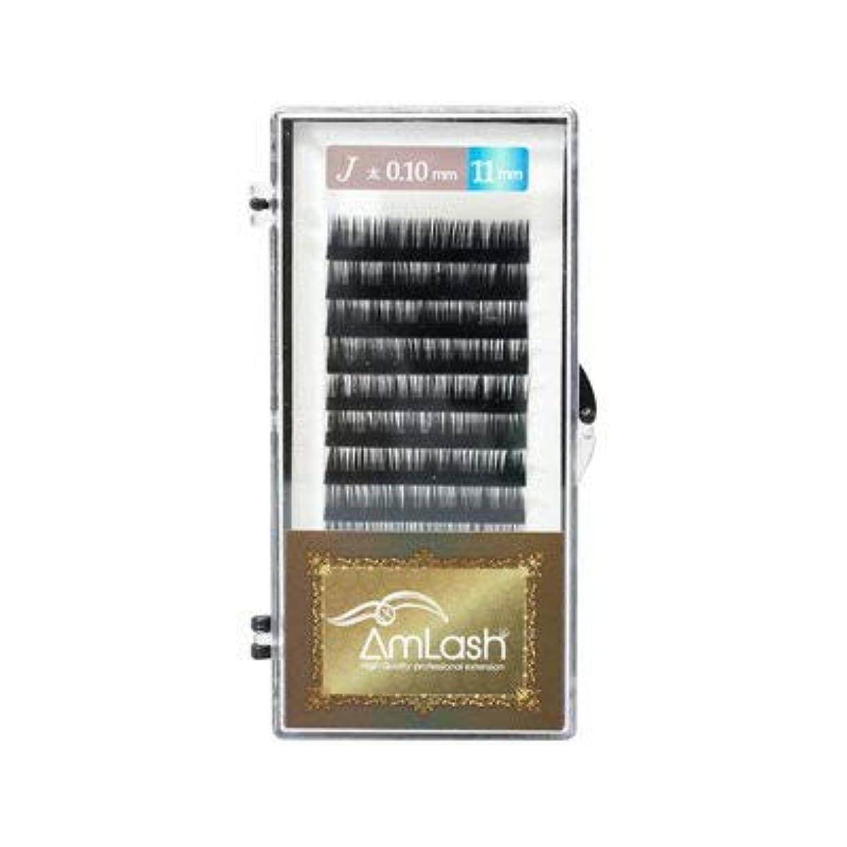 シード疫病噛むAmlash(アムラッシュ)ハイクオリティエクステ Jカール 0.10mm×11mm
