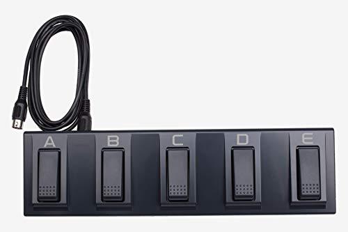 Korg 5-Switch Multi-Function Pedalboard - Korg EC5 (KREC5)