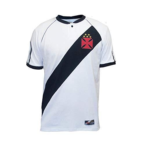 Camisa Vasco da Gama 1998 - Libertadores RetrôMania Alvinegro