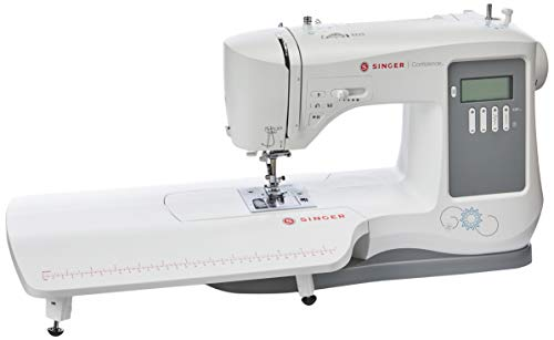 Máquina de Costura Singer, Confidence 7640, Eletrônica, Bivolt