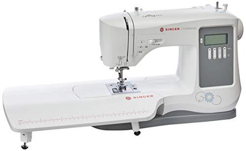 Máquina de Costura Eletrônica, Confidence 7640, Bivolt, Singer
