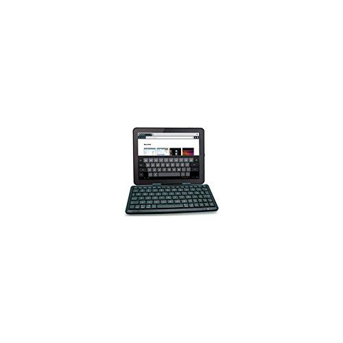 Phoenix Technologies PHKEYTABLET - Teclado para Tablet (Bluetooth, USB), Negro