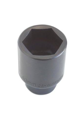 Laser 2631 - Llave de vaso para llave de impacto neumático (1,2...