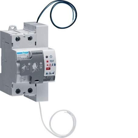 Interruptor Diferencial rearmable CDA263SC HAGER 2X63A 30mA