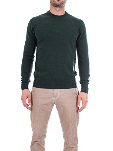 WOOLRICH Maglione G Uomo MOD. WOMAG1865 SUPERGEELONG 615 Verde XXL