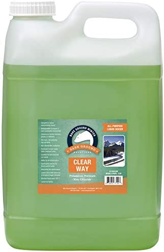 Bare Ground Winter Solutions National products Way Clear Las Vegas Mall Liq PoFo-2.5G