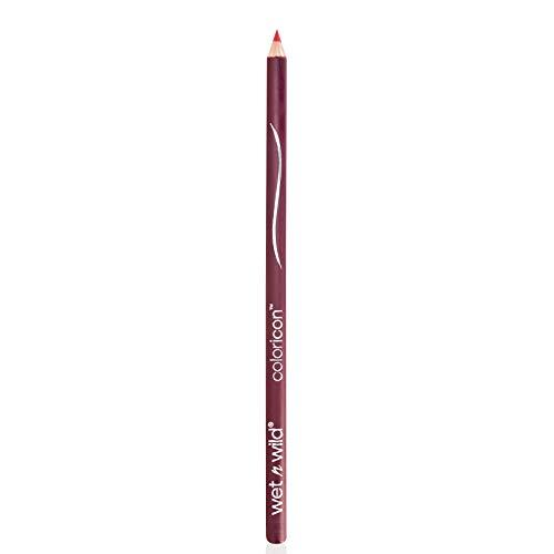 Wet n Wild – Color Icon Lipliner Pencil – Lippenkonturenstift mit Pflegeformel, Berry Red, 1...
