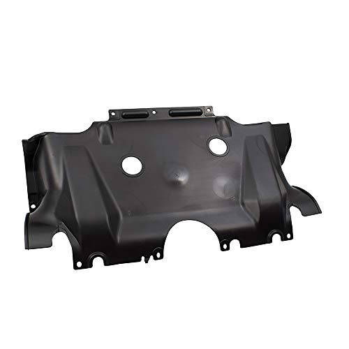 Brock Replacement Front Engine Lower Splash Shield Cover Guard Compatible with 96-04 Pathfinder 758924W000 NI1228151