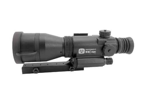 Armasight WWZ 4X Night Vision Gen 1+ Rifle Scope