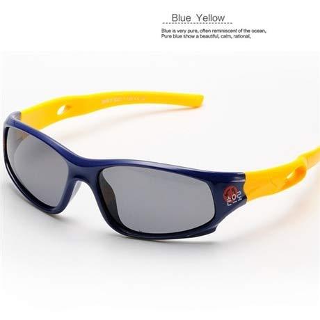 UKKD Gafas de Sol Lindo Bebé Gafas De Sol Polarizadas Niños Niños Niñas Niños Deportes Gafas Gafas De Sol
