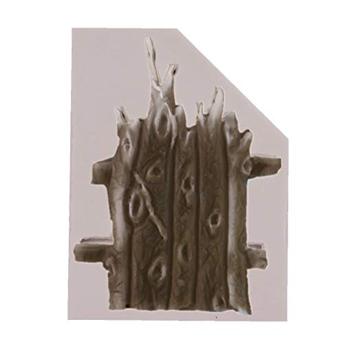 sina Baum Stamm Silikon Kuchen Form-Trunk Schokolade Form-Baumstamm DIY Backform-1Stück