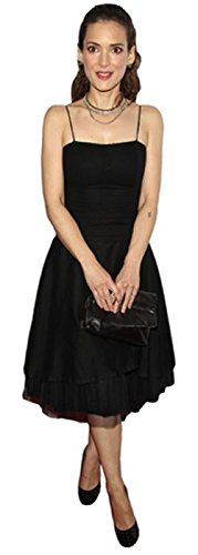 Celebrity Cutouts Winona Ryder Taille Mini