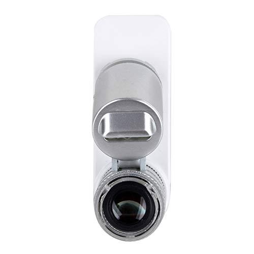 Germerse Lupa 60X, Lupa de microscopio de construcción ABS, ABS para la Industria de la fabricación de Relojes Moneda de Sello de propósito Industrial
