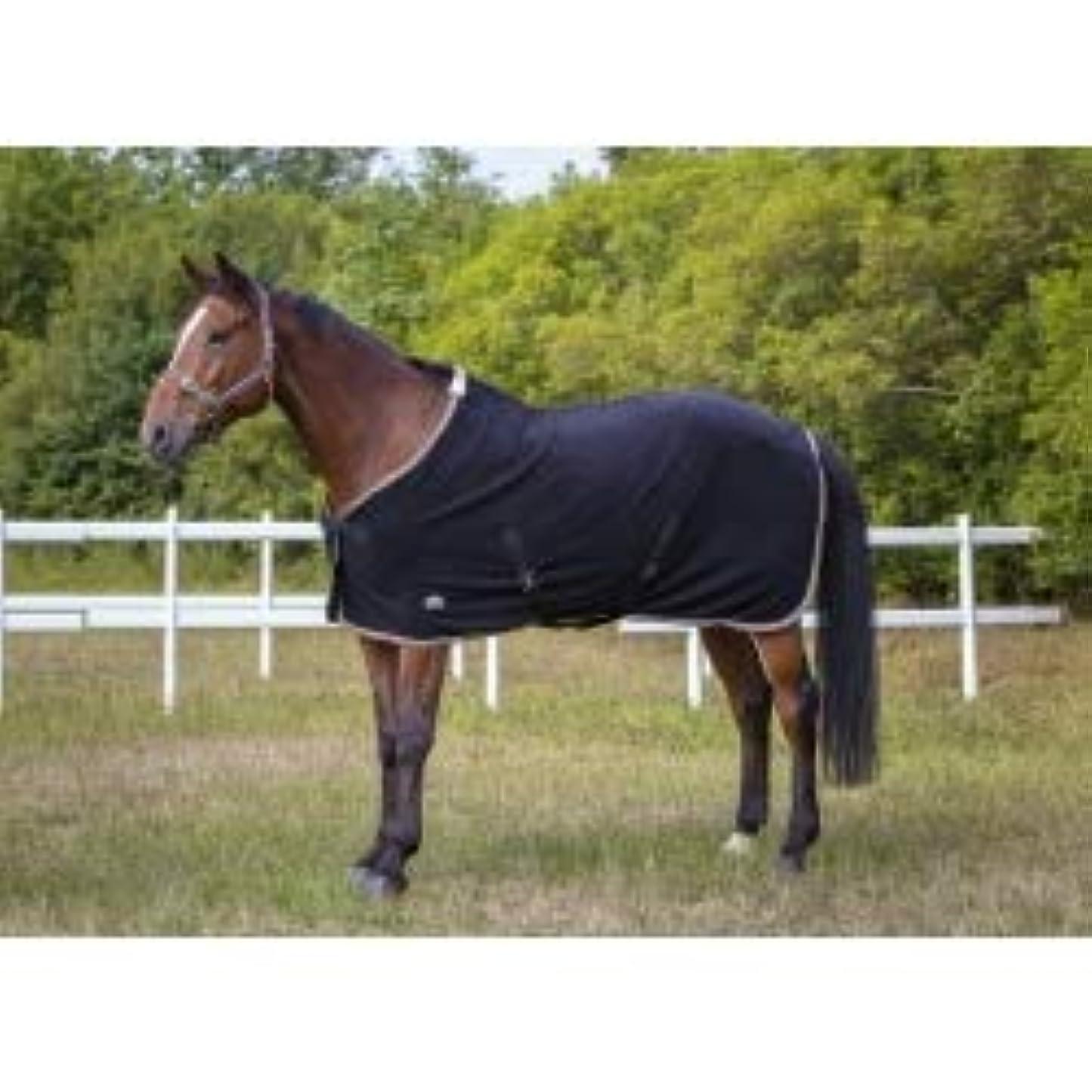 種類うなる怒ってEKKIA(エキア) 乗馬用具 ブラック ETHEME POLYFUN RUG BLACK 7'0 400730270 400730270