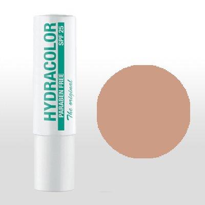 HYDRACOLOR Lippenstift 22, Beige Nude, perfekt pflegender Lippenstift mit hohem Lichtschutzfaktor, frei von Parabenen und Glycerin