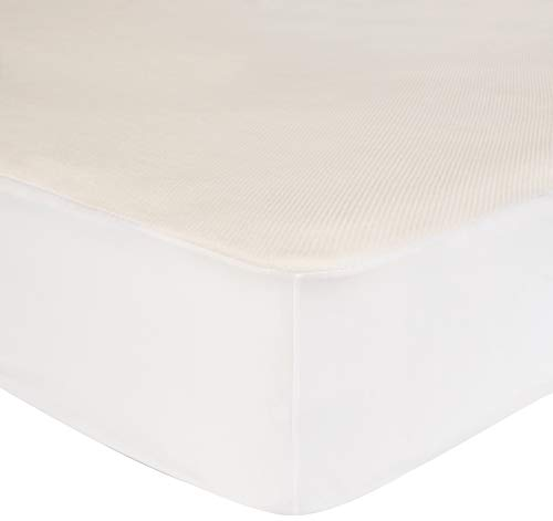 AmazonBasics Conscious Series Cool-Touch Rayon Bamboo Mattress...
