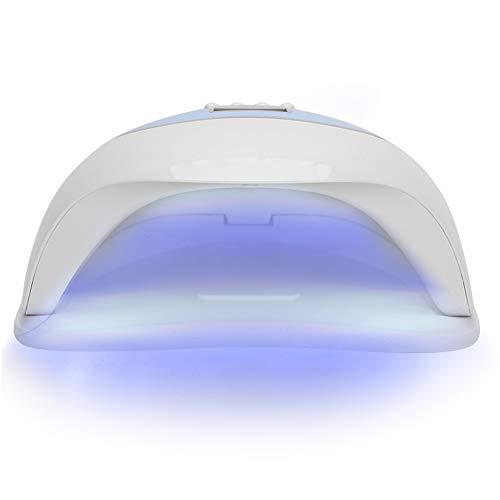 Material de alta calidad Máquina de curado de uñas muy práctica, Lámpara de secado de esmalte de uñas, Fácil de desmontar Tienda de(110~240V, European standard)