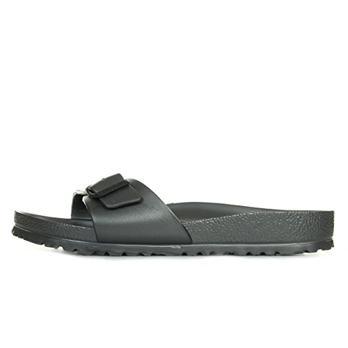 Birkenstock Schuhe Madrid EVA Normal Metallic Anthracite (1001501) 42 Grau