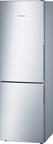 Bosch KGV36VL32 congeladora - Frigorífico (Independiente, Acero inoxidable, Derecho, 307L, 312L, SN, T)