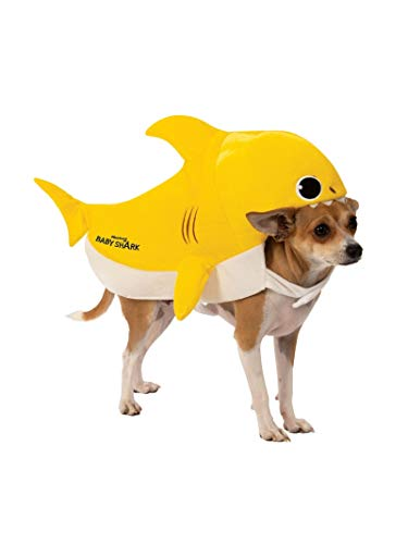 Baby Shark Pet Costume, Small