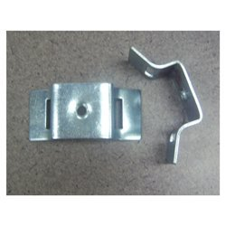 Highway Traffic Supply 2 U Shaped Bracket to Attach Sign to Pole  Pair