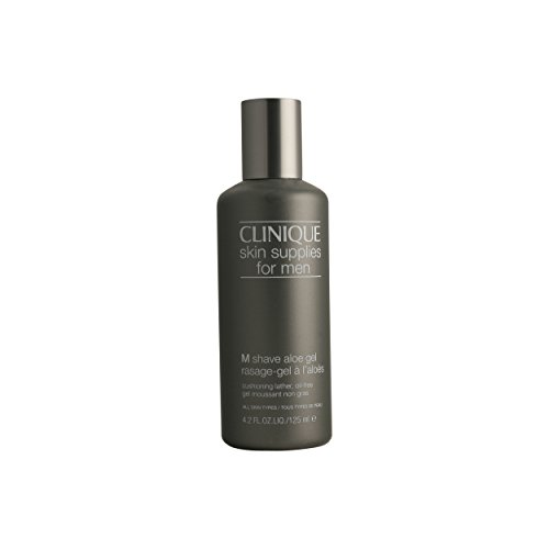 CLINIQUE by Clinique Skin Supplies for Men:M-Shave Aloe Gel-/4.2OZ for Men