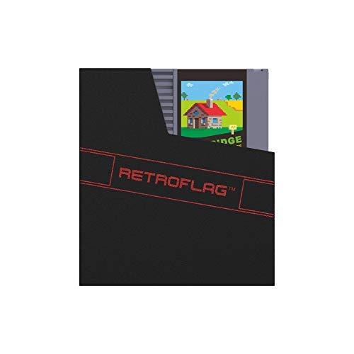 GeeekPi RETROFLAG NES Cartridge Style Hard Drive Enclosure,Unterstützung für NESPi 4 Gehäuse, Raspberry Pi, Desktop, Laptop, Android TV und HD Player