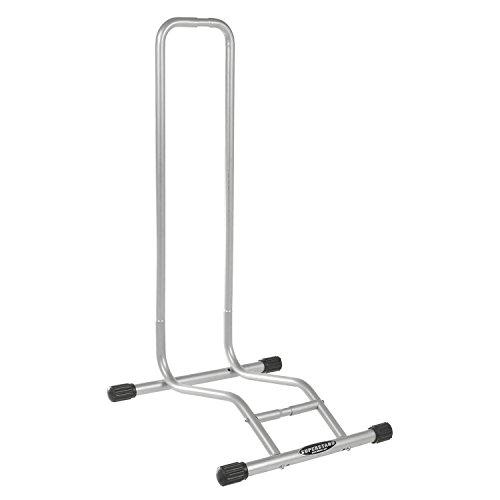 Willworx Fat Rack Fahrradständer Reifenbreite, Silber, 2.75-5.25 Zoll