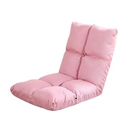 Ocio Lazy Silla Silla Plegable sofá Cama Ajustable Elegante Tumbona Silla de Juego Sofá Sofá Sillón para Sala de Estar
