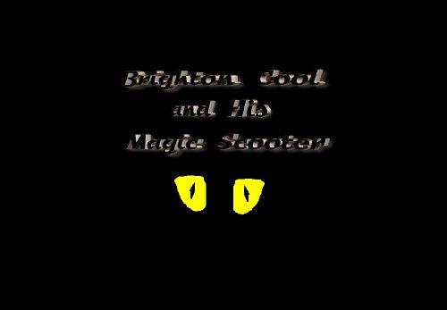 Brighton Cool & His Magic Scooter (English Edition)