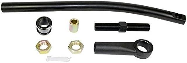 BD Diesel 1032110 Track Bar Kit Incl Side//Drivers Side Track Bars//Threaded Connector//Bushing Set//Hardware Track Bar Kit Left Hand Thread Pass