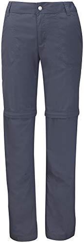Columbia Silver Ridge 2.0 Pantalones de Senderismo Convertibles para Mujer, Gris (India...