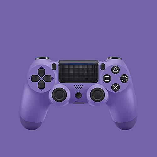 GAYBJ Controlador de Joystick de Juego inalámbrico Bluetooth Wireless Gamepad Joystick PC Vibración Dual 8 Horas de Juego para teléfonos PC/Android, tabletas, PS4