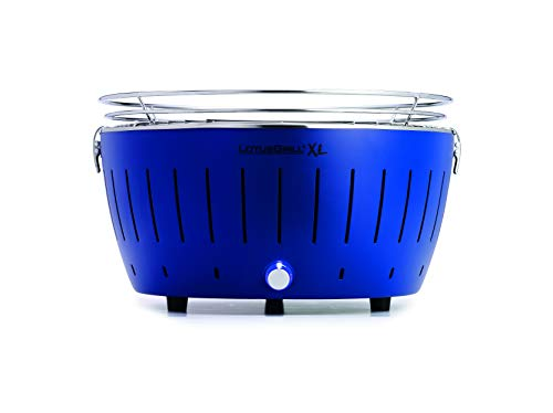 LOTUSGRILL LOG-TB-435, Blue, 43.5x43.5x25.7 cm