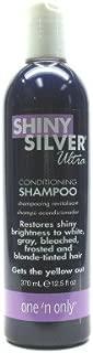 Shiny Silver Shampoo Ultra 12.5 oz. (3-Pack) with Free Nail File