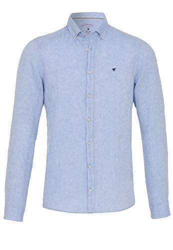 3801-550 Pure- Casual Hemd Slim Fit Langarm
