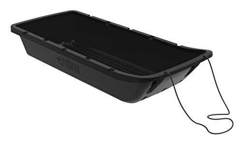 Pelican - Multi-Purpose Utility Sled – Use it for Ice Fishing, Hunting (Trek 60, 2020 Version), Black (LDT60PP06-00)
