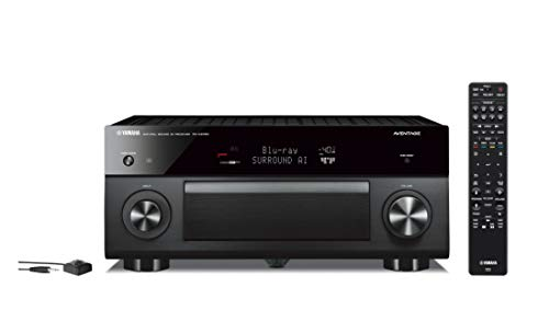 Yamaha RXA2080 AVENTAGE 9.2-Channel AV Receiver - Black