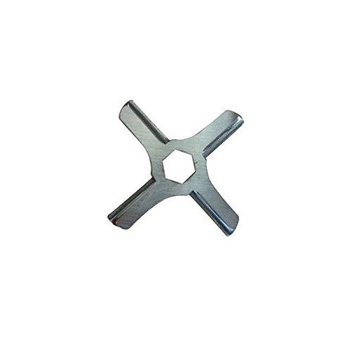 Messereinsatz Messer Ersatzmesser Fleischwolf A14 HV2HV3 wie Moulinex MS4775250