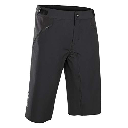 Ion Scrub Amp 2019 - Pantaloni corti da ciclismo, colore: Nero, Nero , M (32)