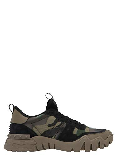 Valentino Luxury Fashion Herren TY0S0C88DRN34Q Braun Sneakers | Frühling Sommer 20