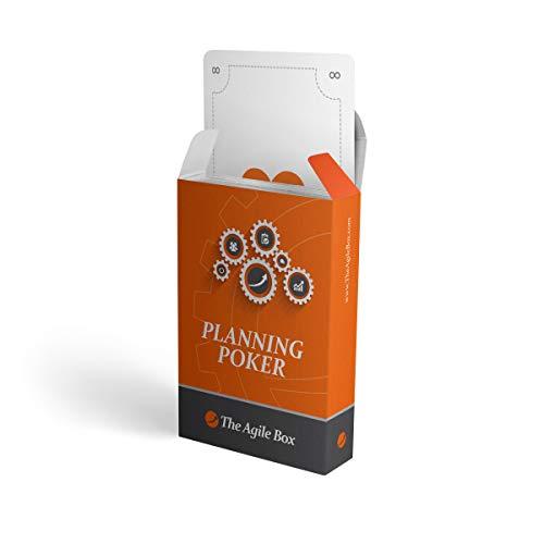Planning Poker Karten – Ein Kartenstapel, Story Points und T-Shirt-Größen