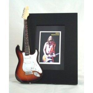 JOHN FRUSCIANTE - Marco de fotos para guitarra, color rojo