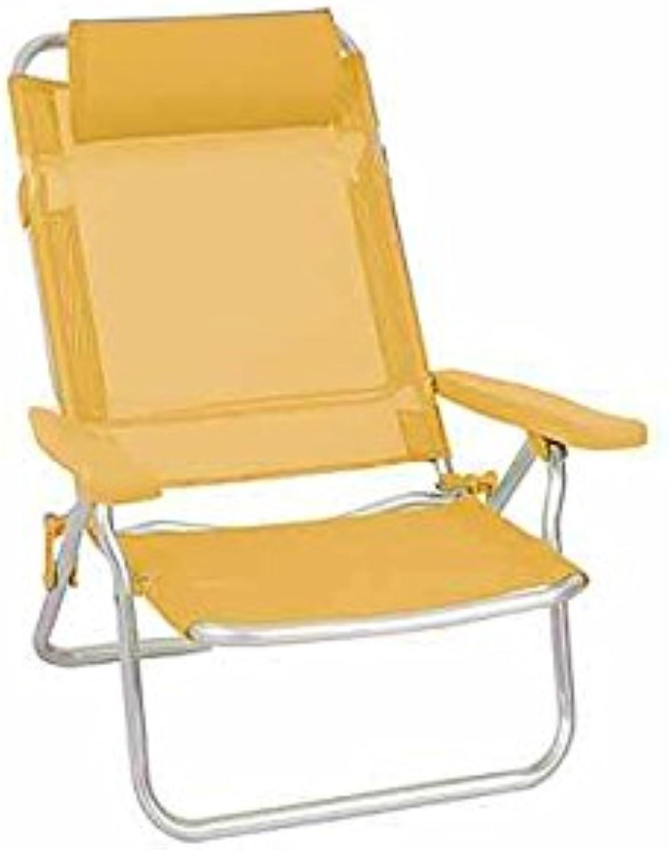 Sin impuestos Tumbona Spiaggina Idea Idea Idea regalo 53x 63x 102cm camping Pic Nic Jugara piscina   AG178056457144066  gran venta