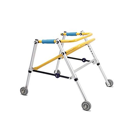 Krücken Kinderhandbuch Rollstuhl Kinderlauflernhilfe Pädiatrisches Rehabilitations-Trainingsgerät Für Die Unteren Extremitäten