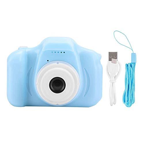 SEESEE.U Cartoon-Kamera, Didital-Kamera, Camcorder, DIY-Fotos tragbar für Kinder, für Kinder, (blau) Geschenk